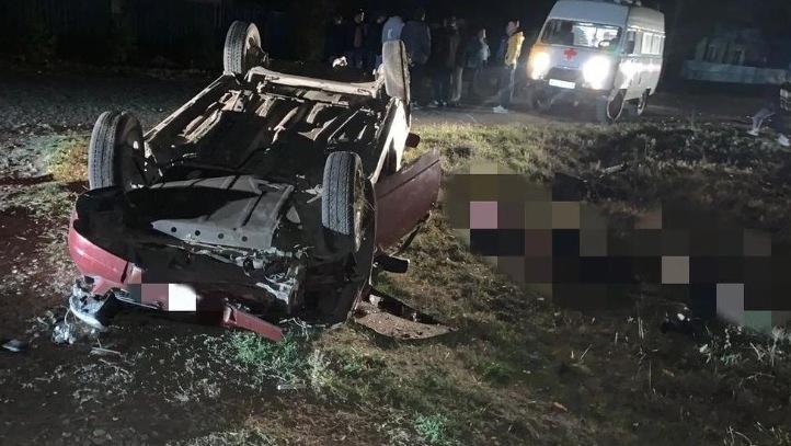 В Башкирии ищут водителя, сбившего насмерть двух пешеходов