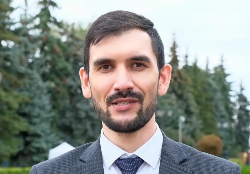 Молодой учитель биологии Федан Гафаров представлял Башкирию на конкурсе Учитель года России-2021