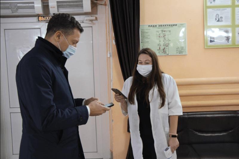В Башкирии проходят проверки соблюдения масочного режима