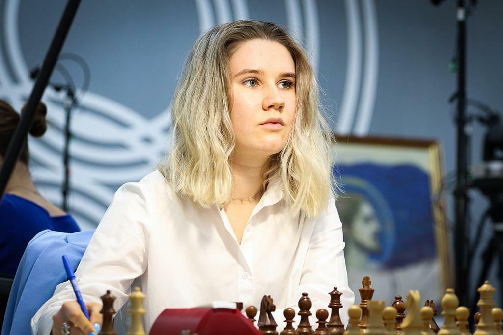 В Уфе завершен пятый тур Суперфиналов чемпионатов России среди мужчин и женщин по шахматам