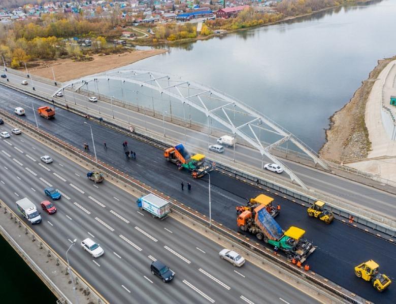 В Башкирии в рамках нацпроекта Безопасные качественные дороги в 2021 году отремонтируют более 300 км дорог